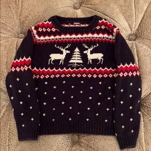Jamie and Jack Holiday Sweater
